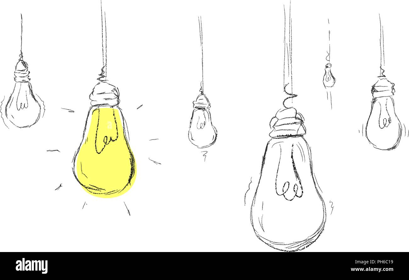 Man Unterscheidet Sich Von Anderen Glühbirne Die Besten Und Andere