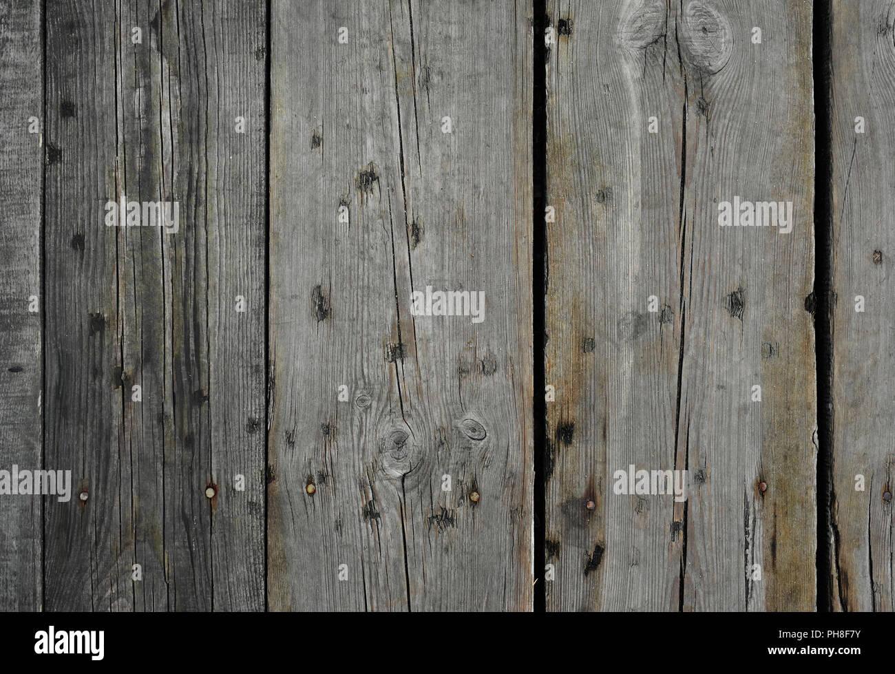 alte holzbohlen als hintergrund- oder textur stockfoto, bild