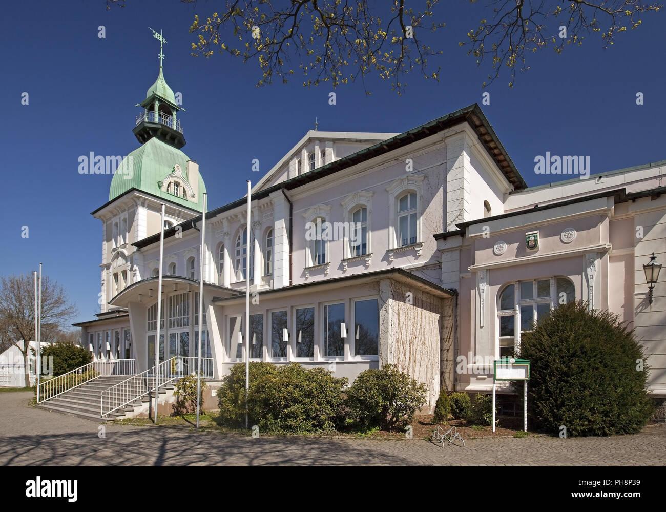 Schützenverein Hall, Lüdenscheid, Deutschland Stockbild