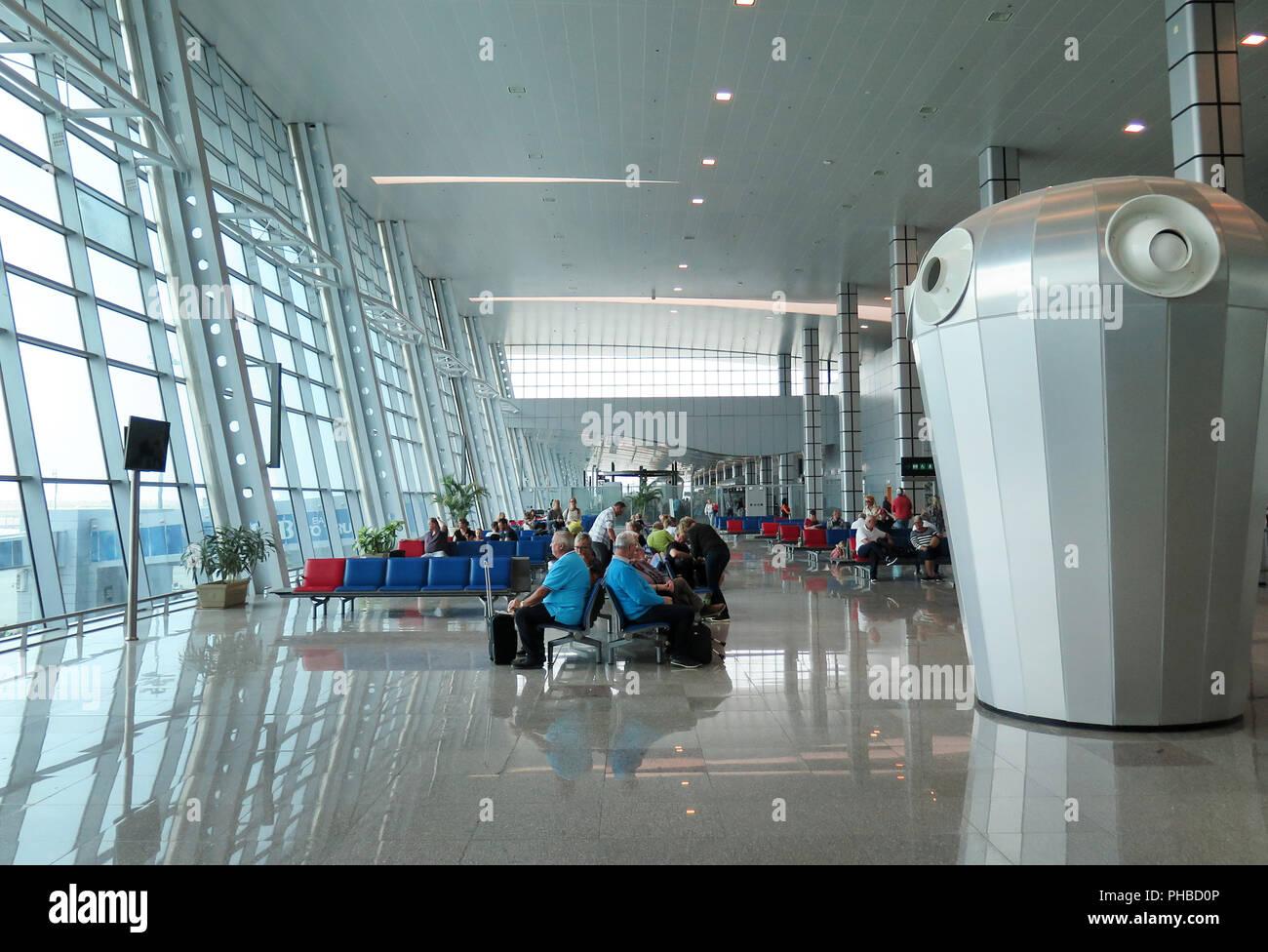 Flughafen Hurghada Ankunft Live