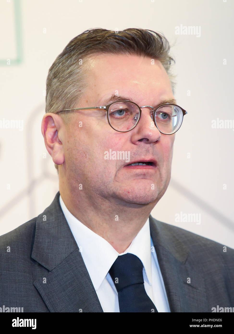Reinhard Grindel Stockbild