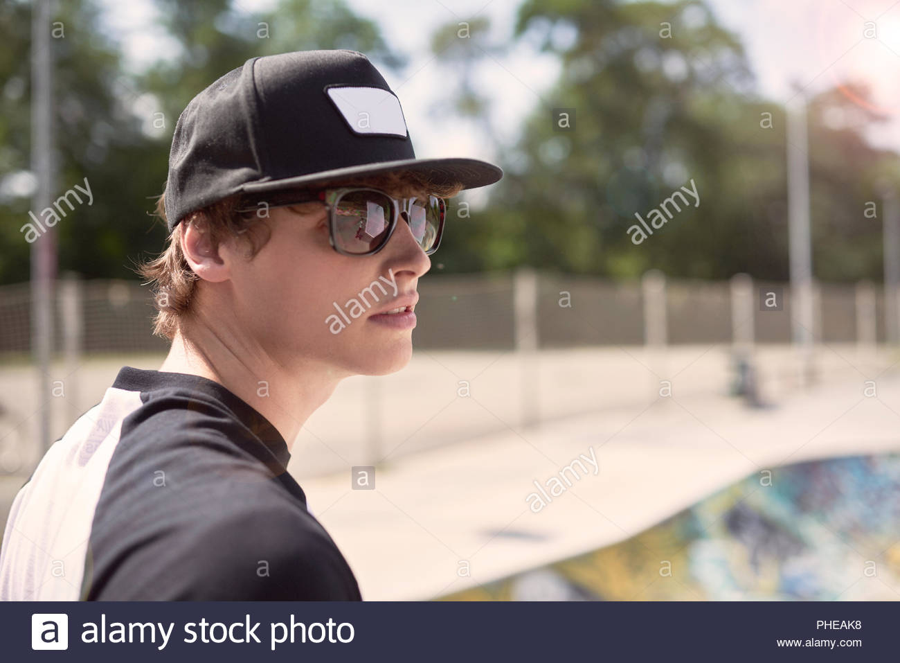 Cap tragen