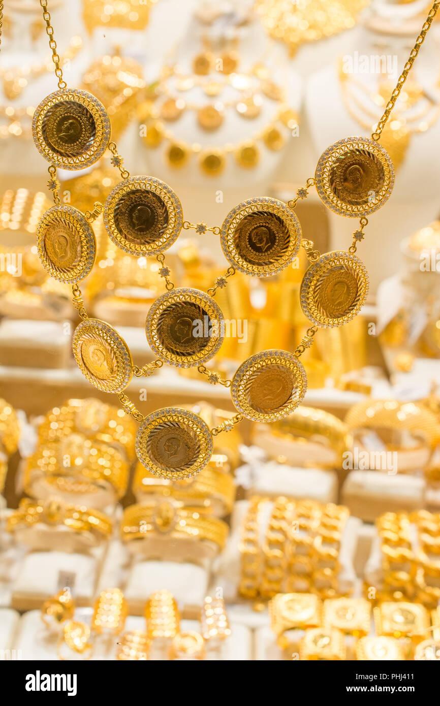 Türkisches Gold Stockfotos und bilder Kaufen Alamy