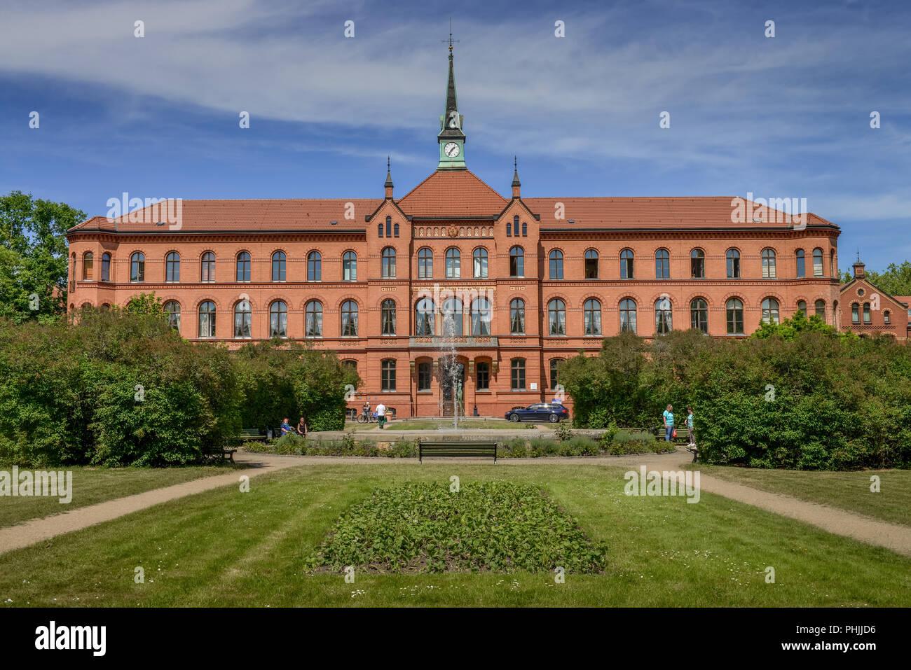 Krankenhaus Koenigin Elisabeth Herzberge Herzbergstrasse
