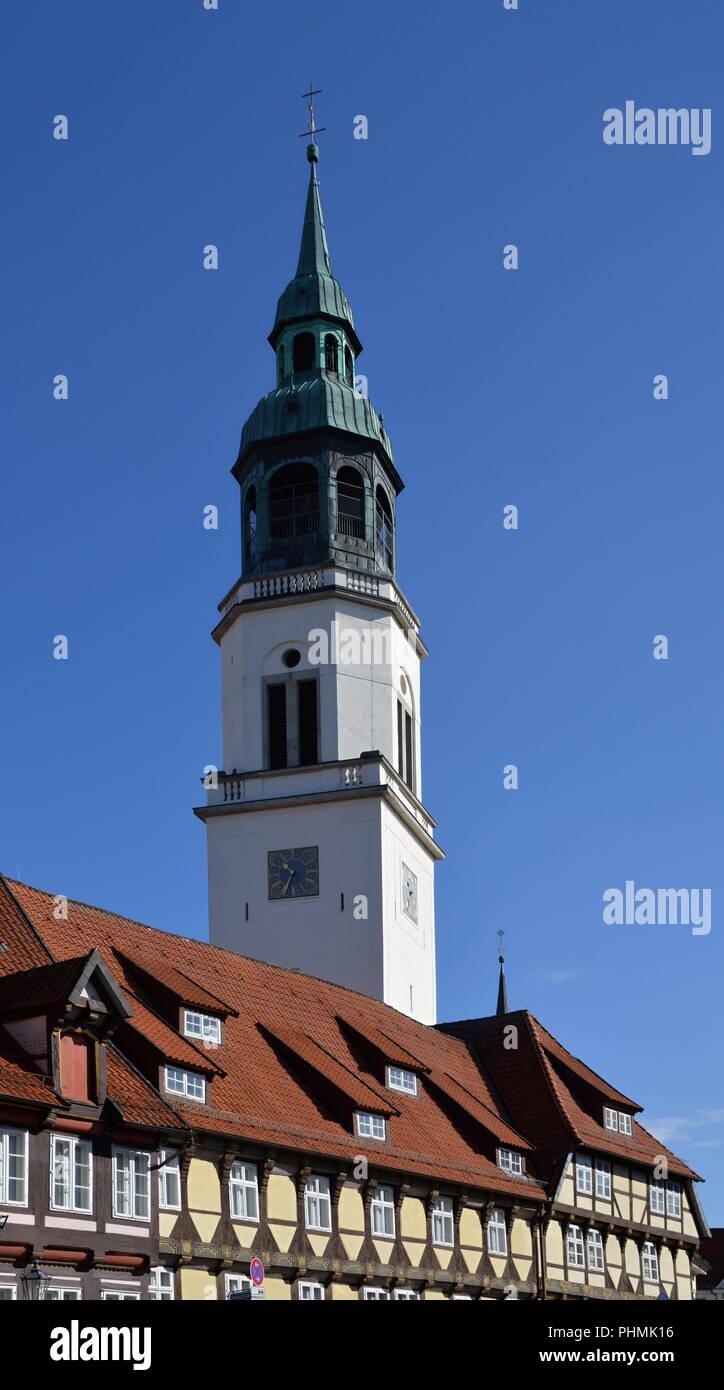 Celle, Niedersachsen Stockbild