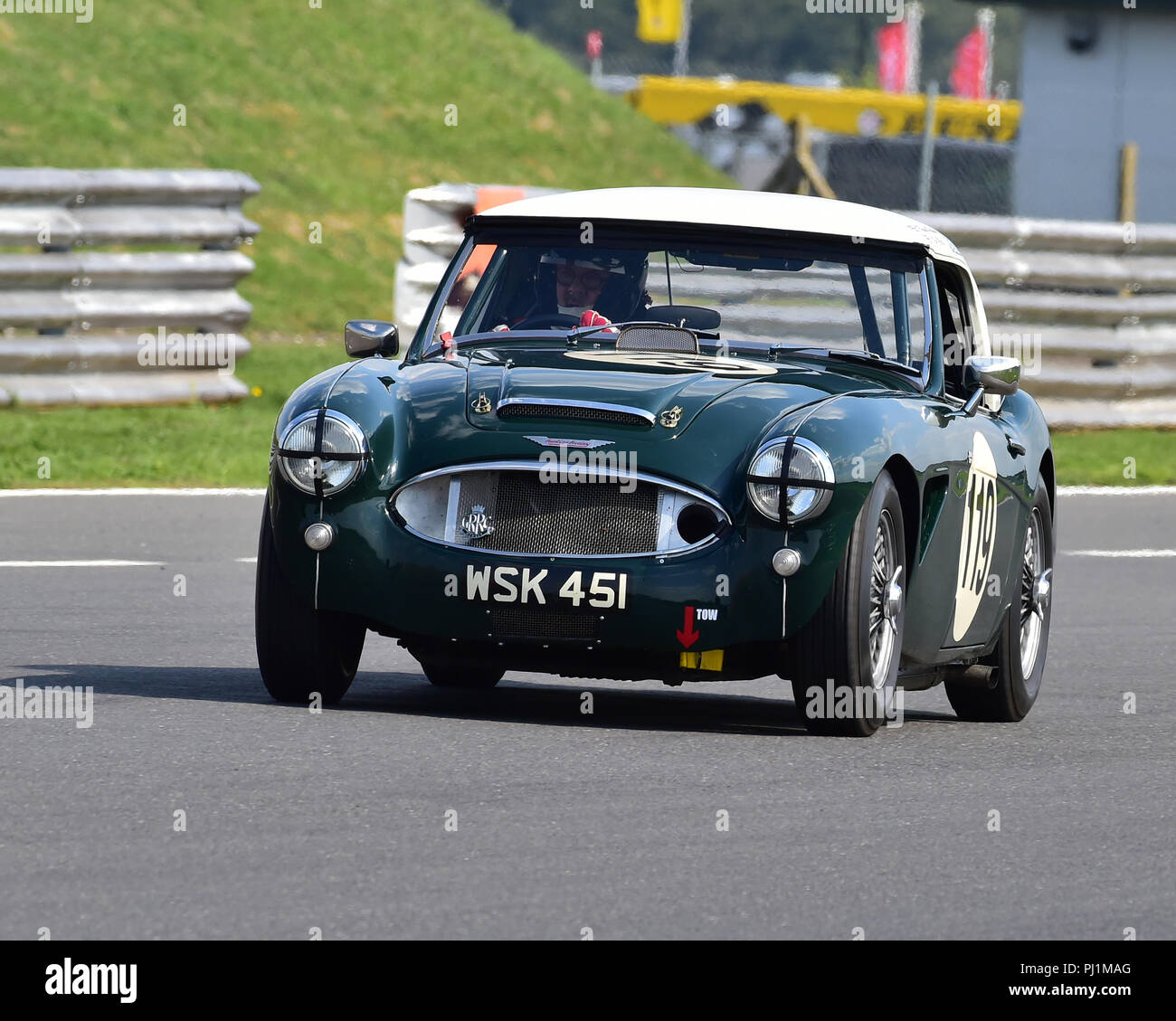 Richard Hudson, Austin Healey 9, Equipe vor 9, Aston ... | aston martin healey