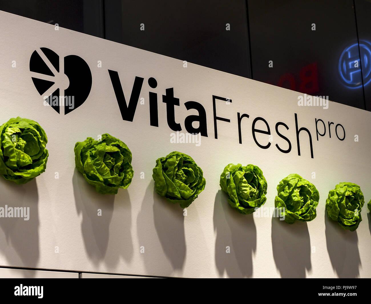 Bosch Vitafresh Kühlschrank : Bosch vitafresh kühlschrank ifa 2018 berlin internationale