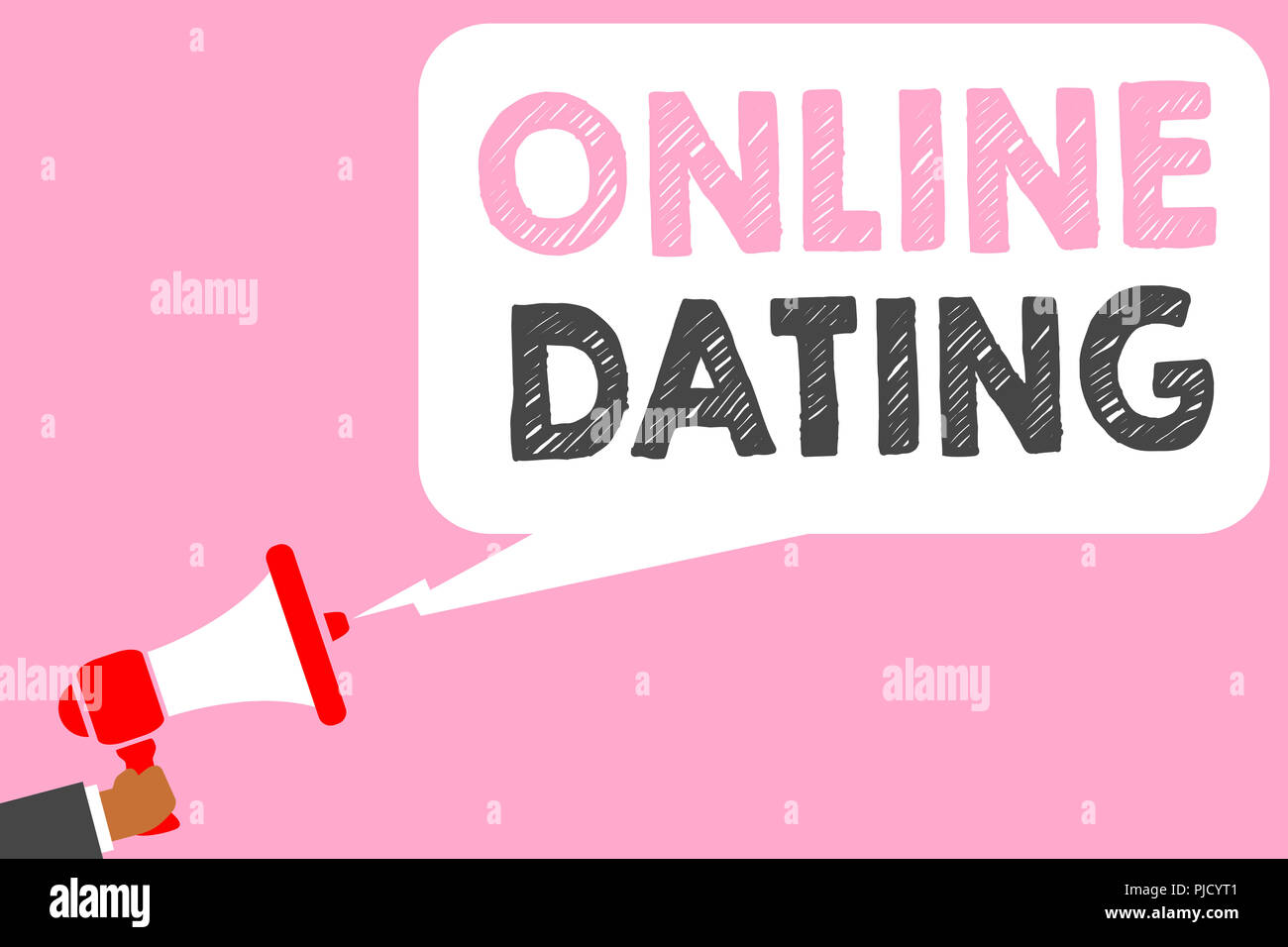 Dating-Websites Spam-Mails