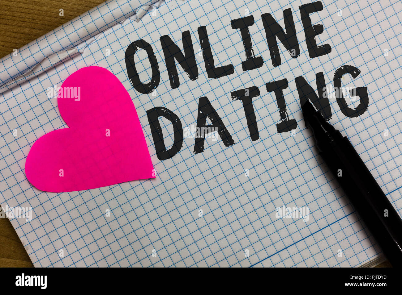 Alter Dating-Papier