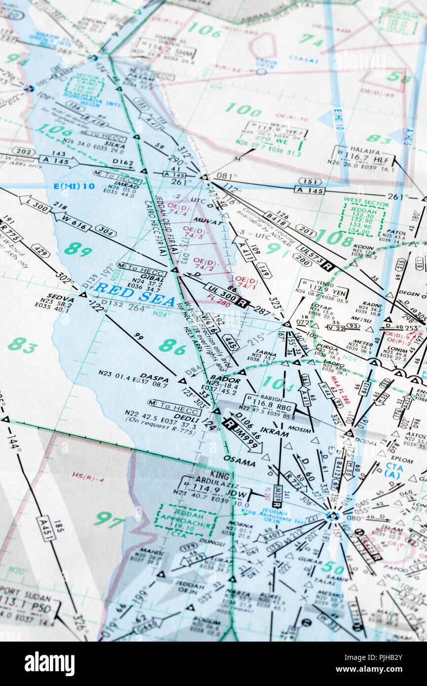 Flight Map Stockfotos & Flight Map Bilder - Alamy