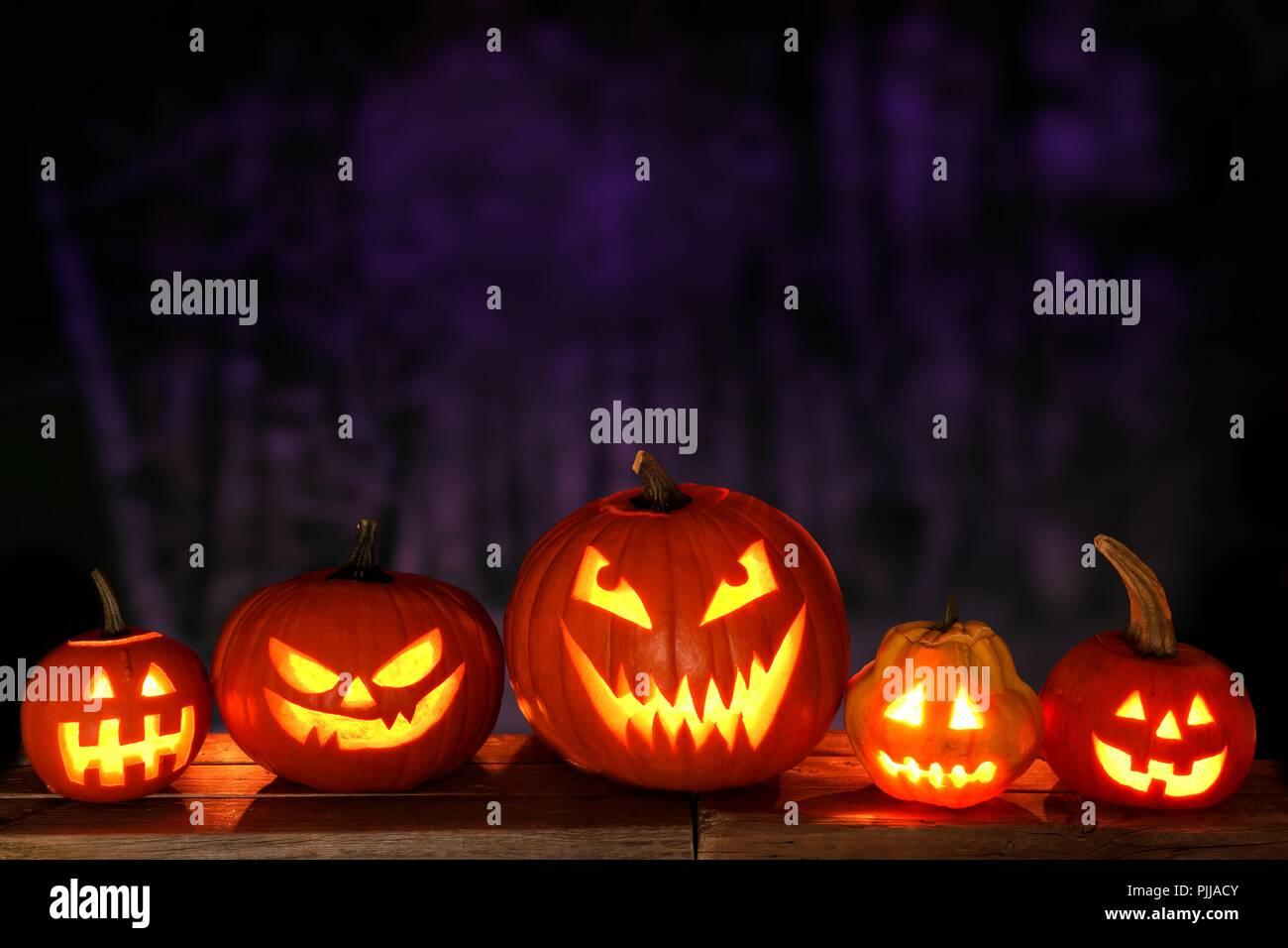 Hintergrund von halloween