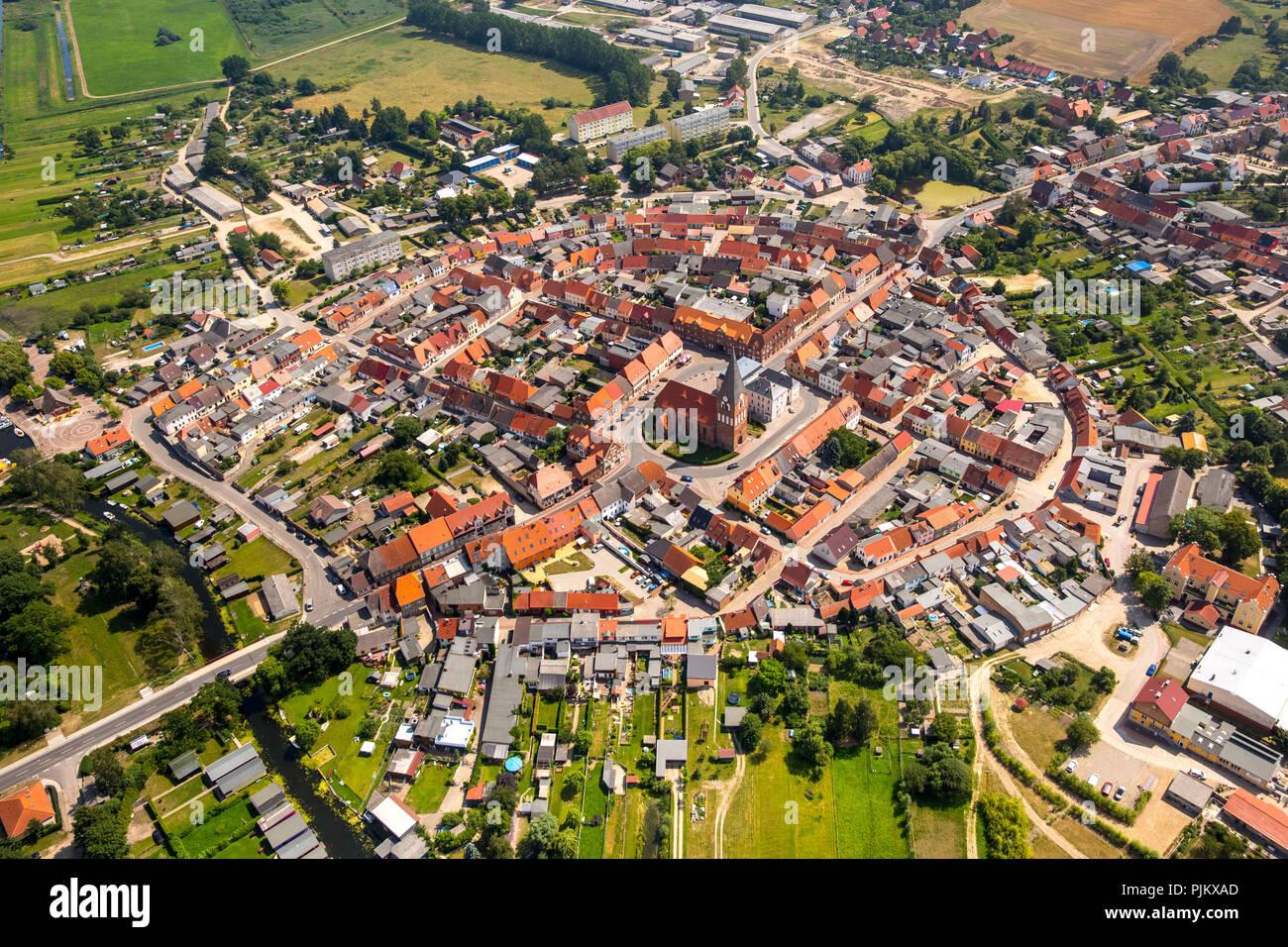 Die Hauptstadt Von Mecklenburg Vorpommern