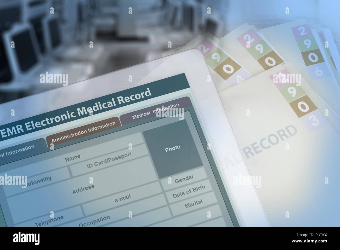 Online-Dating-Technologie