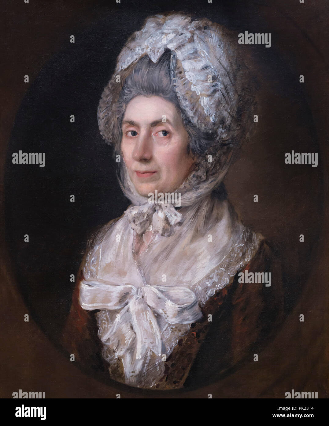 Frau Philipp Dupont, Thomas Gainsborough, circa 1778, Kunst Institut von Chicago, Chicago, Illinois, USA, Nordamerika, Stockbild
