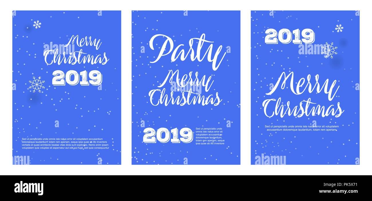 Weihnachtsfeier Plakat.Weihnachtsfeier Einladung Plakat Flyer Oder Broschüre Vorlage