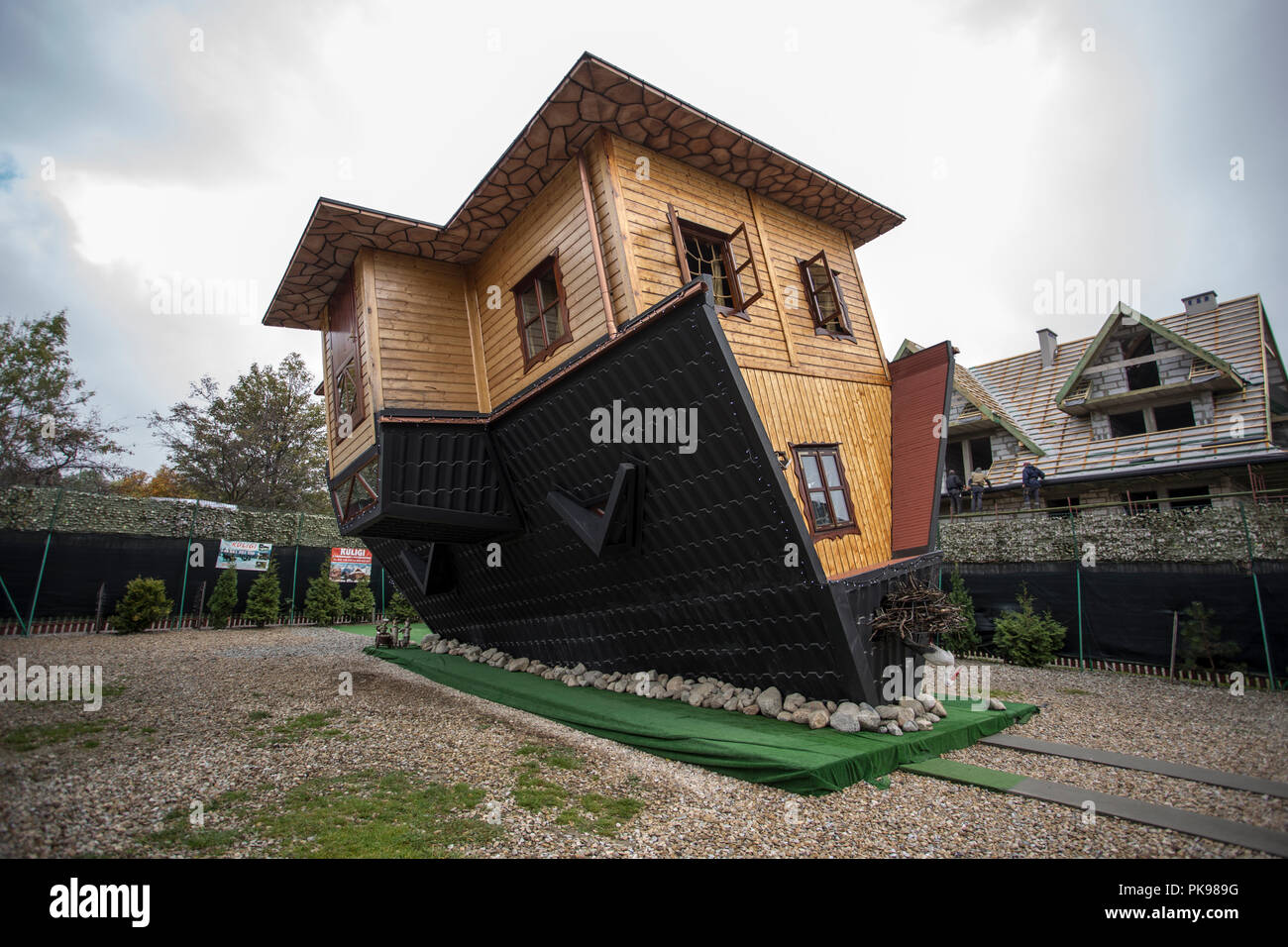 Zakopane Haus Stockfotos Zakopane Haus Bilder Alamy
