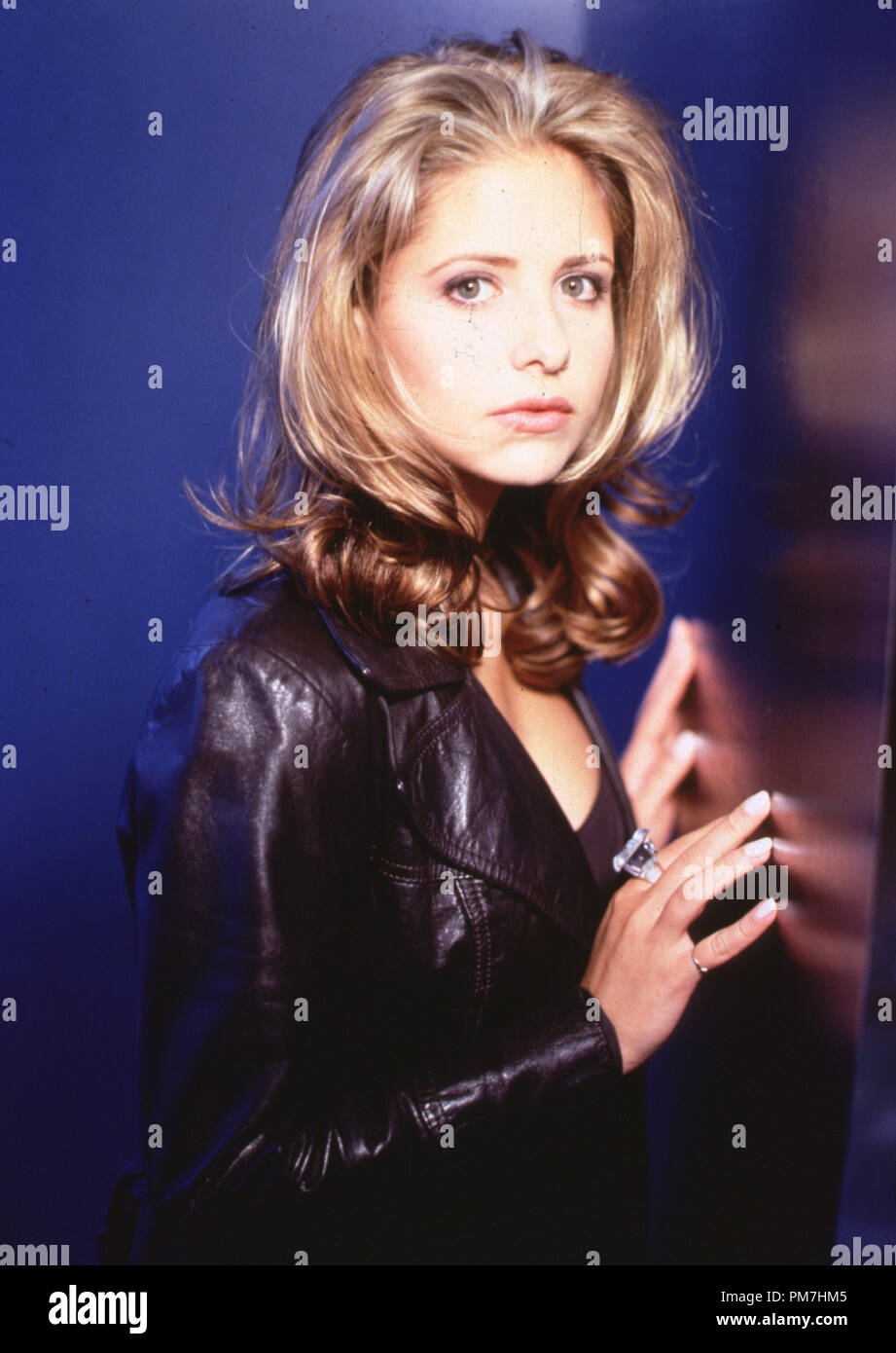 Szene Aus Buffy The Vampire Slayer Sarah Michelle Gellar 1997