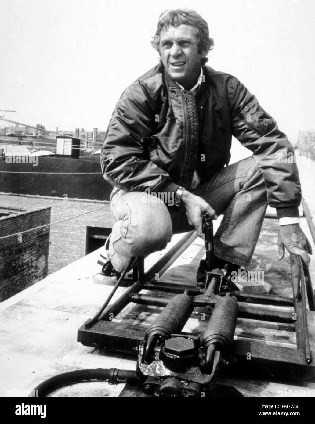 "(Archivierung klassische Kino - Steve McQueen Retrospektive) Steve McQueen ""Hunter"" Datei Referenz # 31386_898 THA Stockbild"