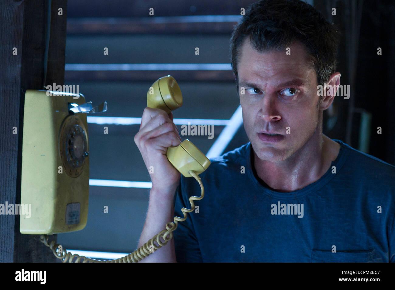 Johnny Knoxville Sterne in Film 43 der Relativitätstheorie Medien. © 2013 Film Productions, LLC Alle Rechte Vorbehalten. Stockfoto