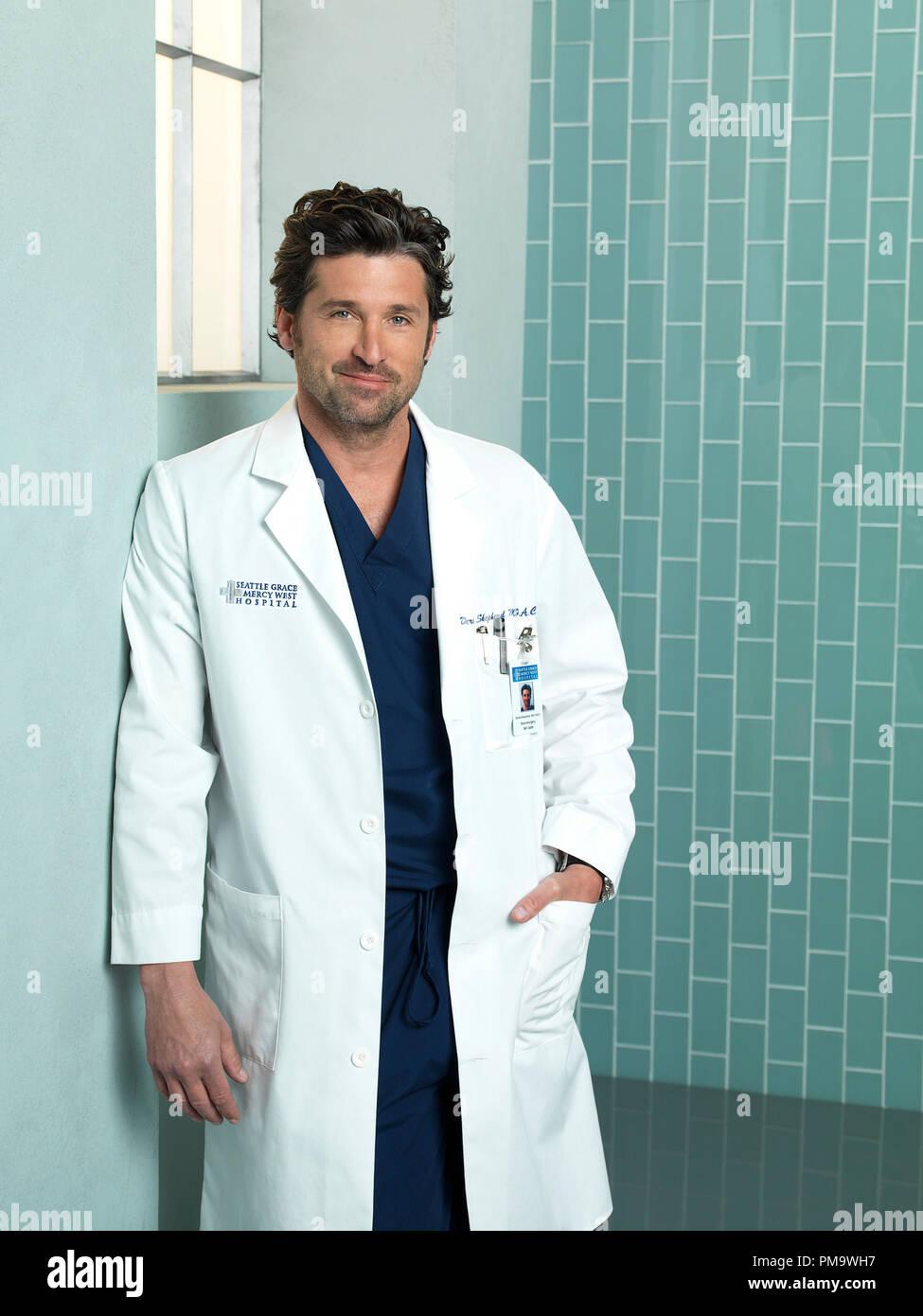 Greys Anatomy Abcs Greys Anatomy Stars Patrick Dempsey Als