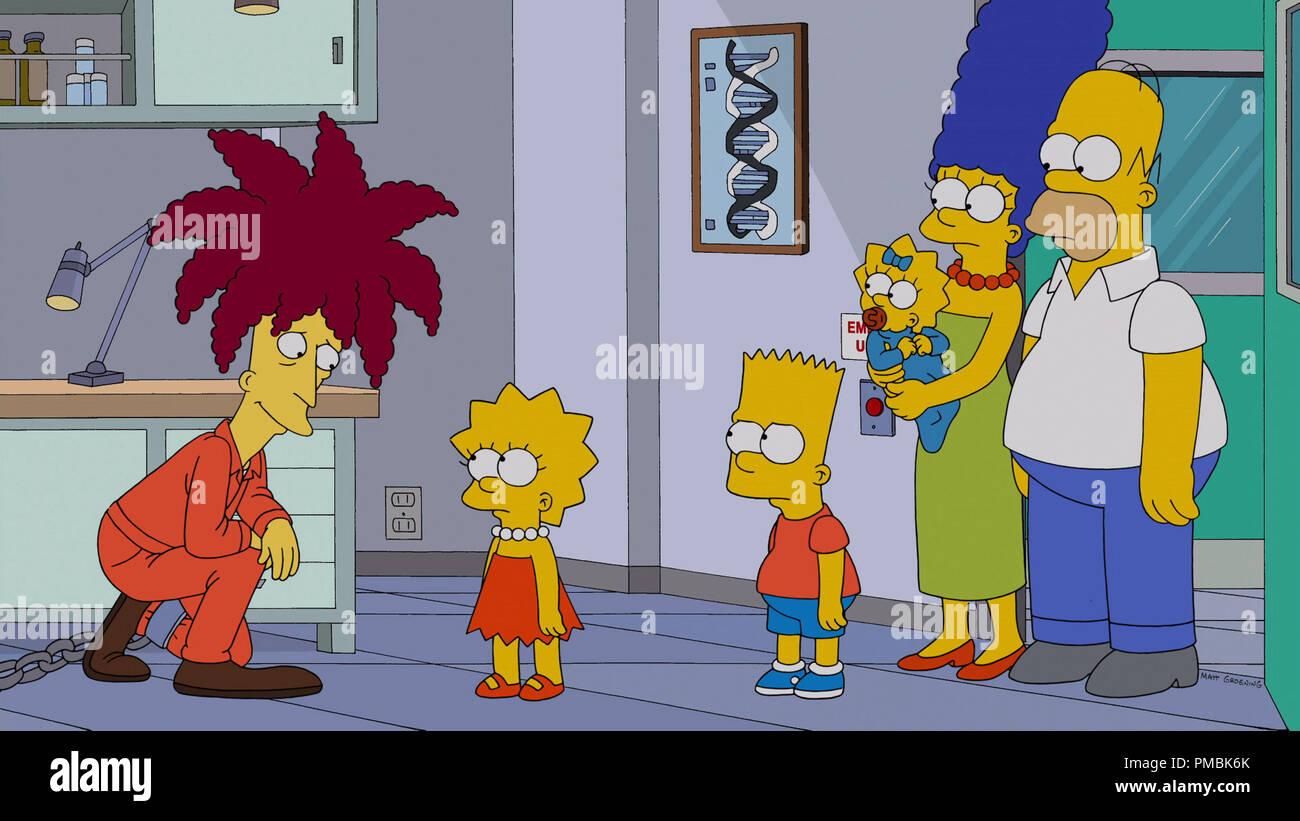Die Simpsons Nach Dem Lernen Dass Sideshow Bob Gast Stimme Kelsey