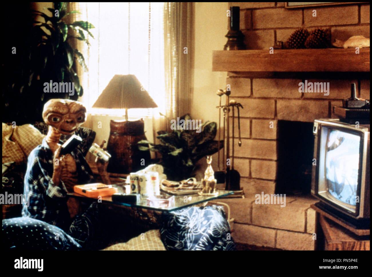 Prod DB © Amblin/DR E.T (E.T DIE EXTRA-Terrestrial) de Steven ...