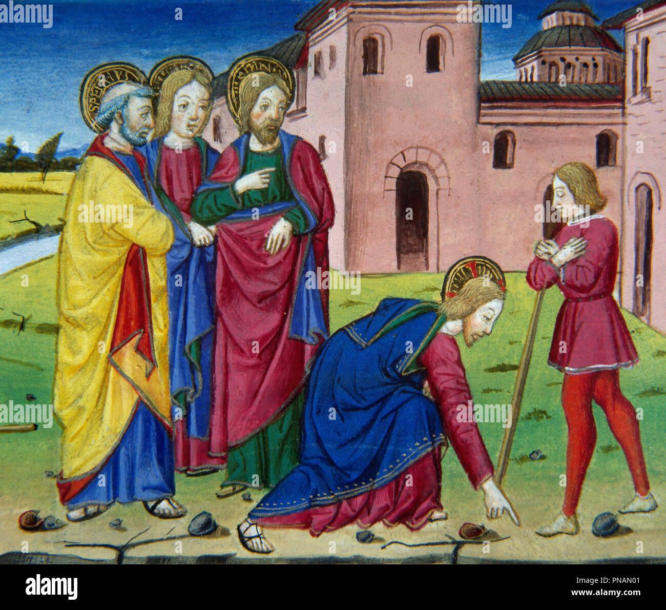 Cristoforo De Predis (1440-1486). Italienische ...