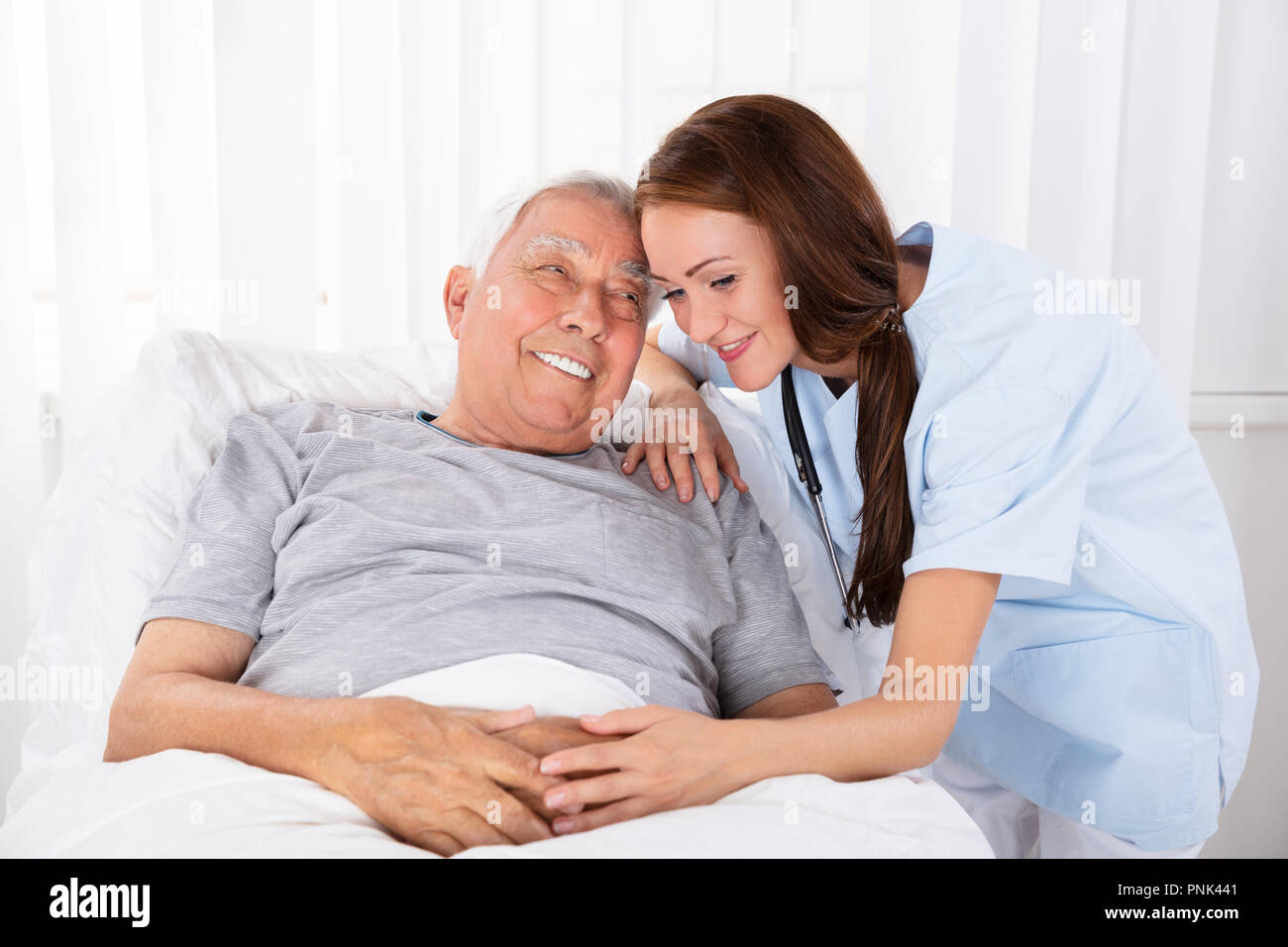 Bett-Krankenhaus Dating-Scan