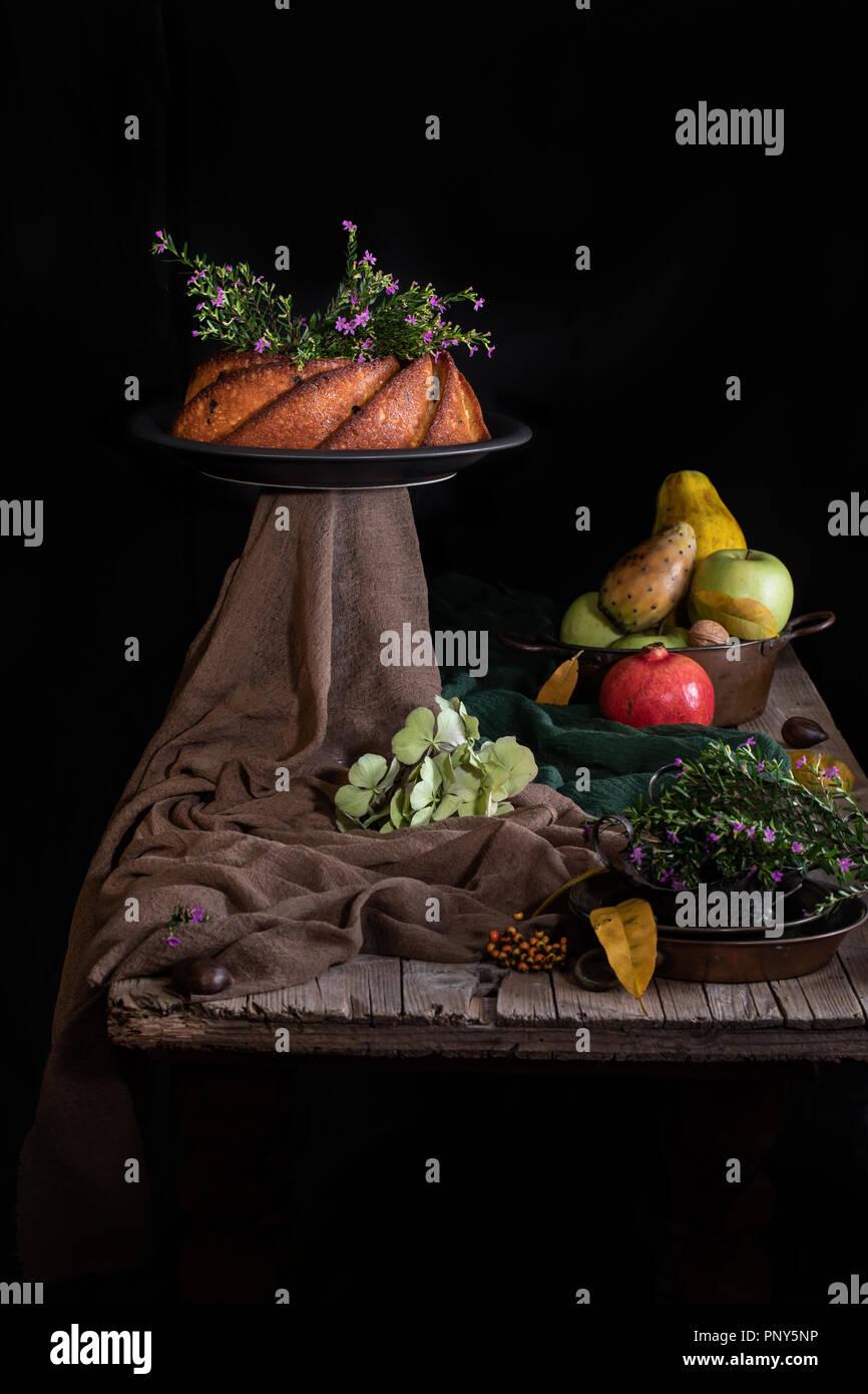 Herbst Gugelhupf Stockfotos Herbst Gugelhupf Bilder Alamy