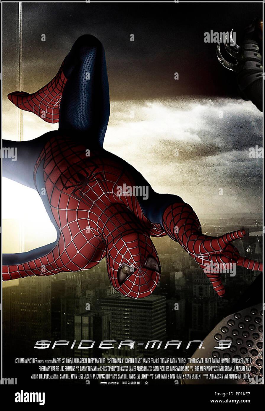 spider man 3 stockfotos & spider man 3 bilder - alamy