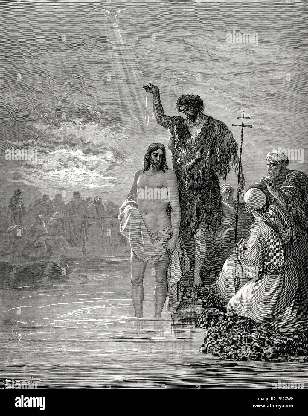Neuen Testaments Evangelium Des Matthäus Kapitel Iii