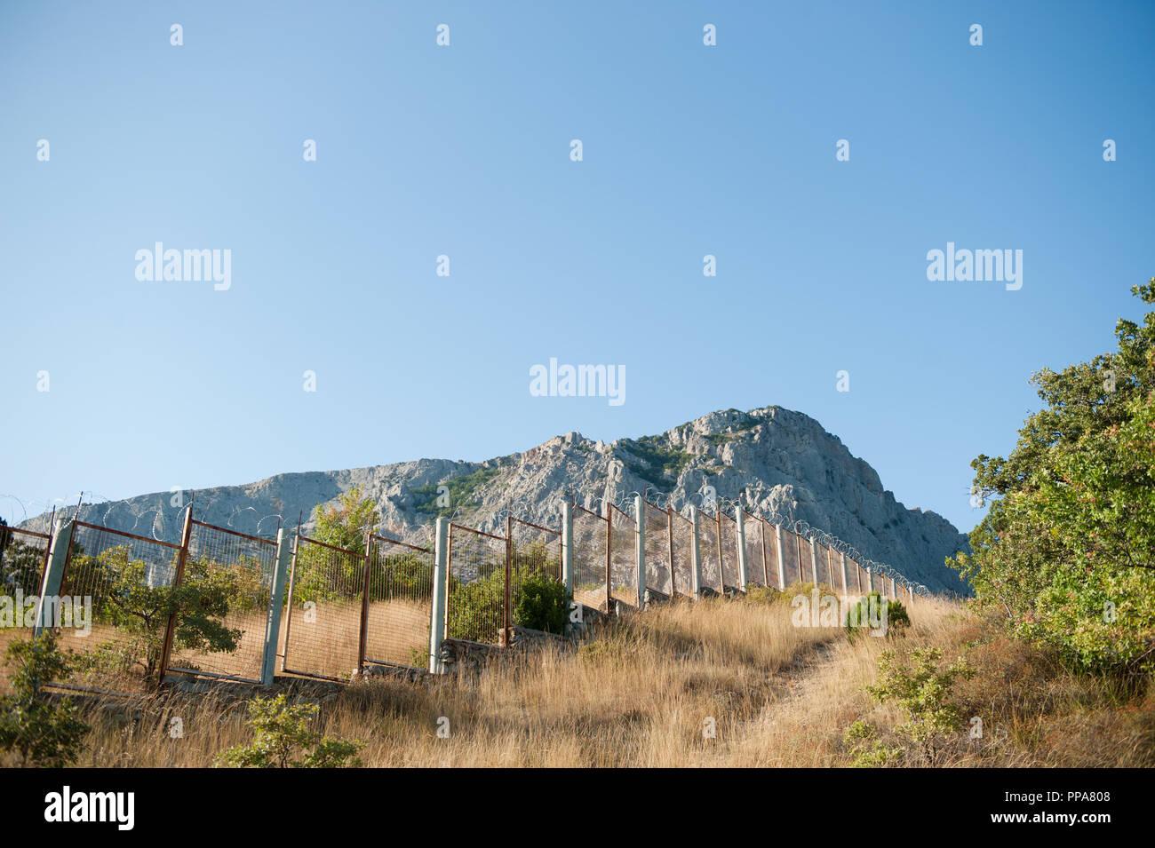 Usa Grenze Stockfotos Usa Grenze Bilder Alamy