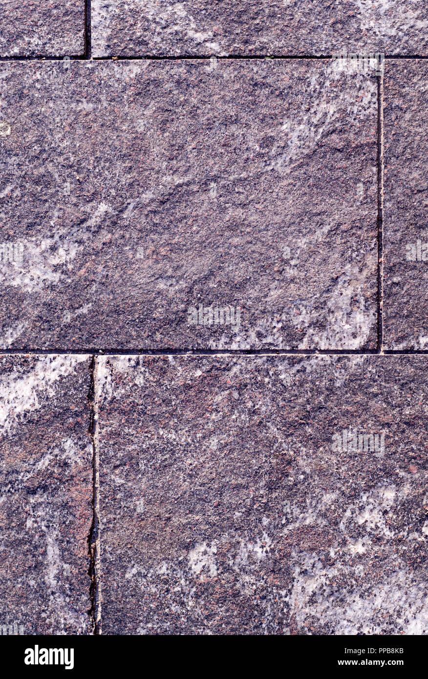 Beige Granit Fliesen Hintergrund Architektur Textur Stockfoto