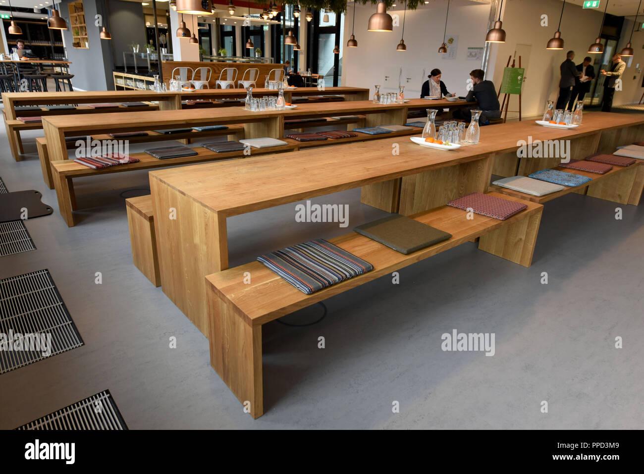 Die Cafeteria Von Google In Der Hauptverwaltung München Hier Können