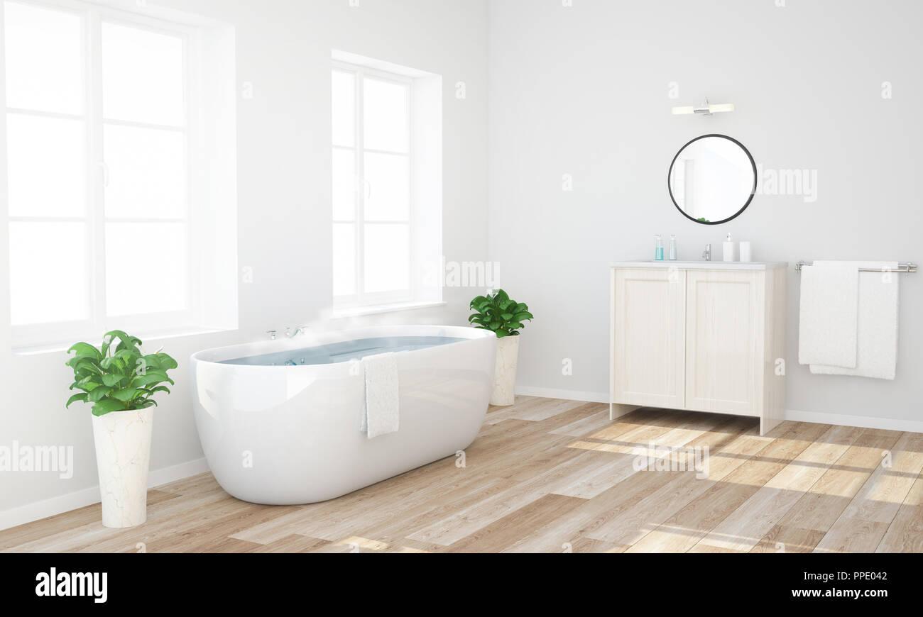 Warmer Fußboden Im Bad ~ Laminat im badezimmer verlegen