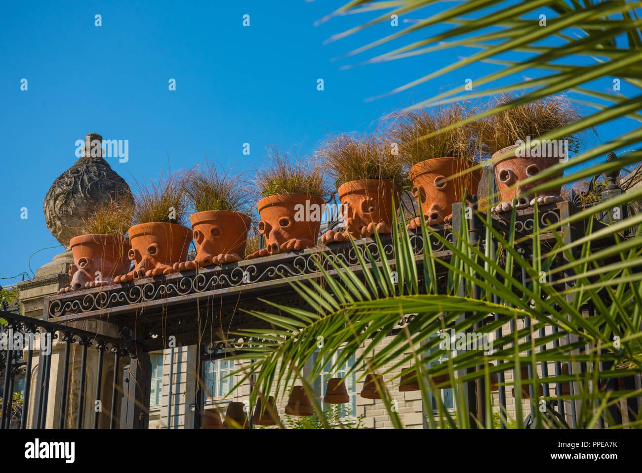 Nantes, Jardin des Plantes, Spielplatz Dépodépo von Claude ...