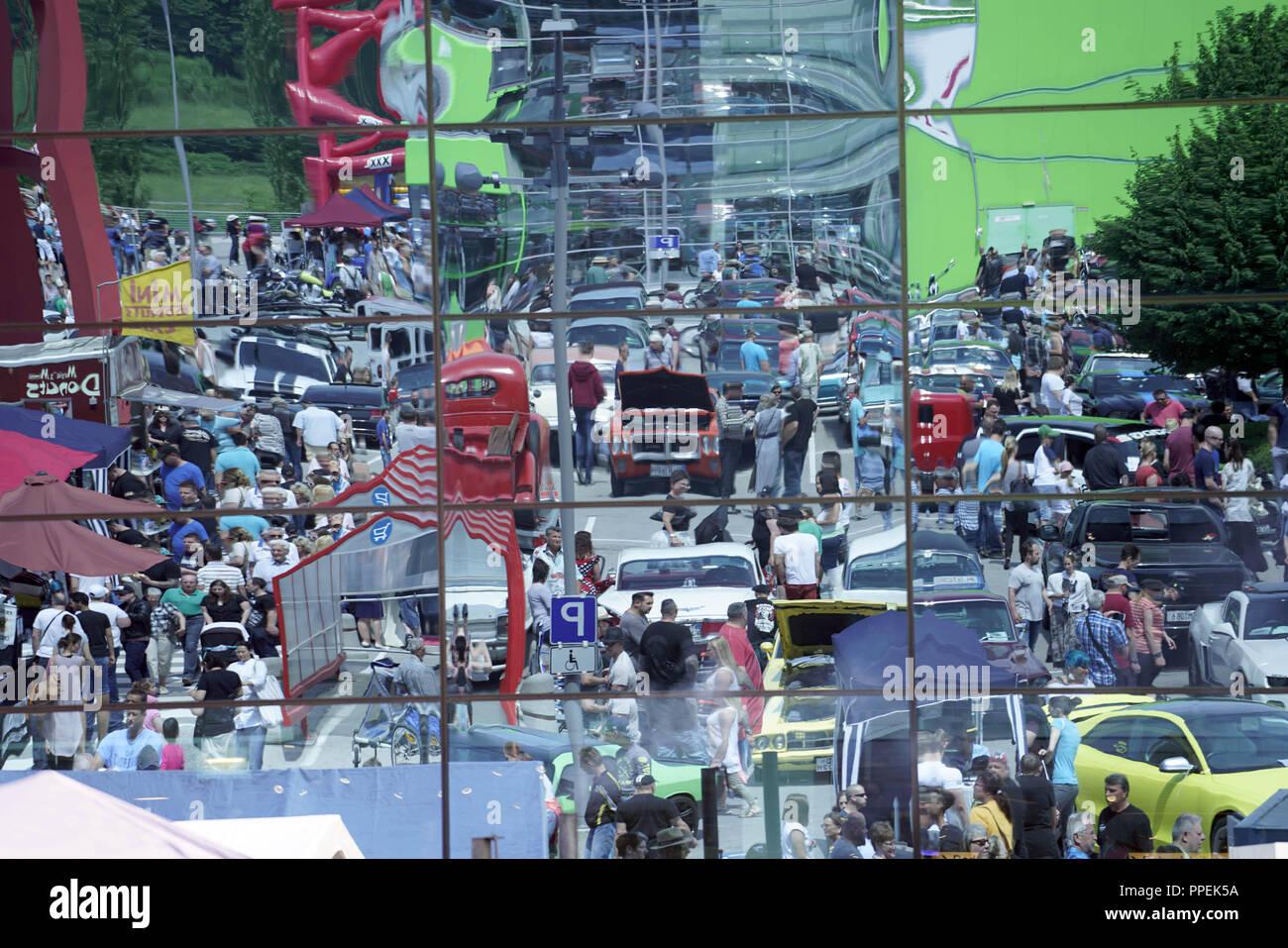 Den Xxxl Us Cars Bikes Treffen In Aschheim Mit Sonntag öffnung An