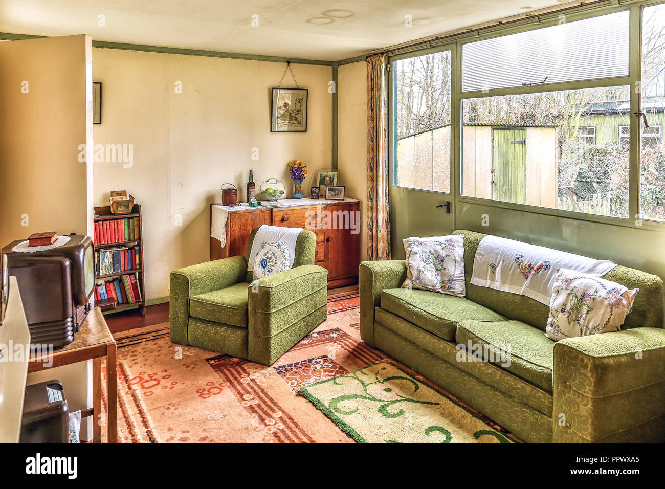 21s Interior Stockfotos und  bilder Kaufen   Alamy
