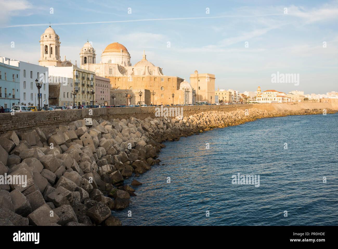 Cádiz, Andalusien, Spanien, Europa Stockbild