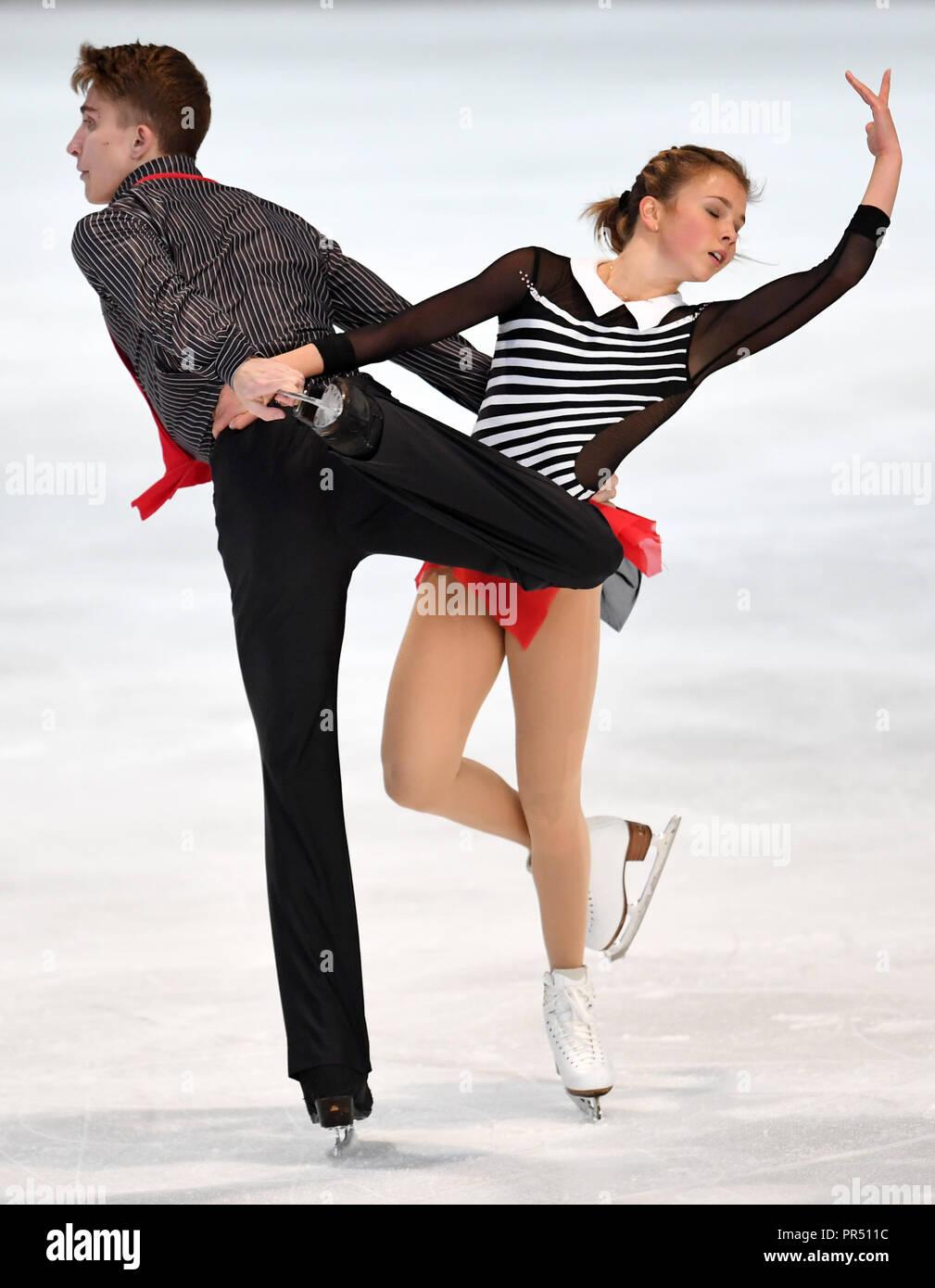 Russische Paare Eiskunstlauf-Dating