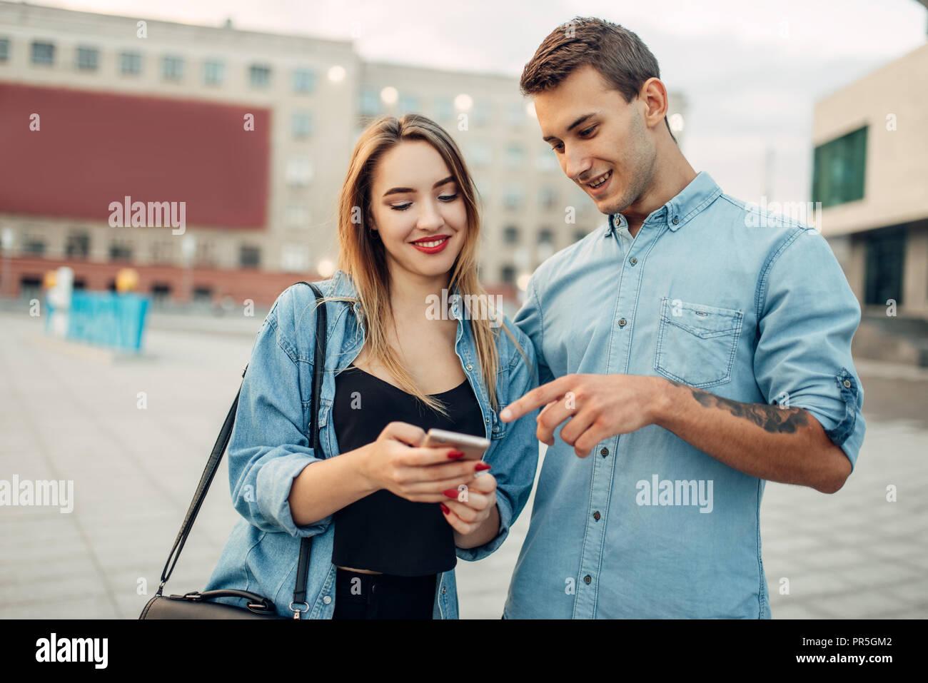 Warum gehen Jungs auf Dating-Seiten