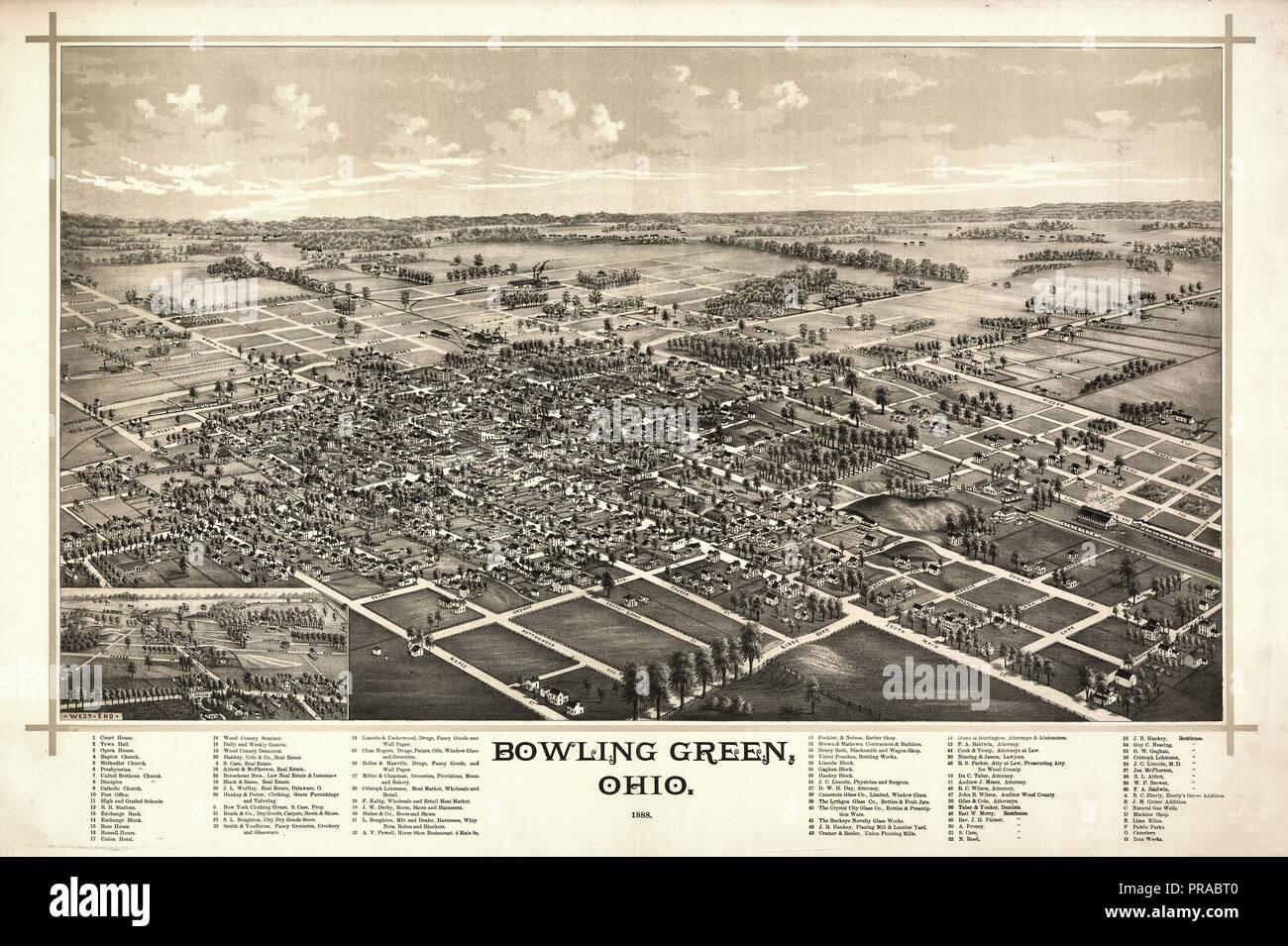Datierung in Bowling-Grün-Ohio