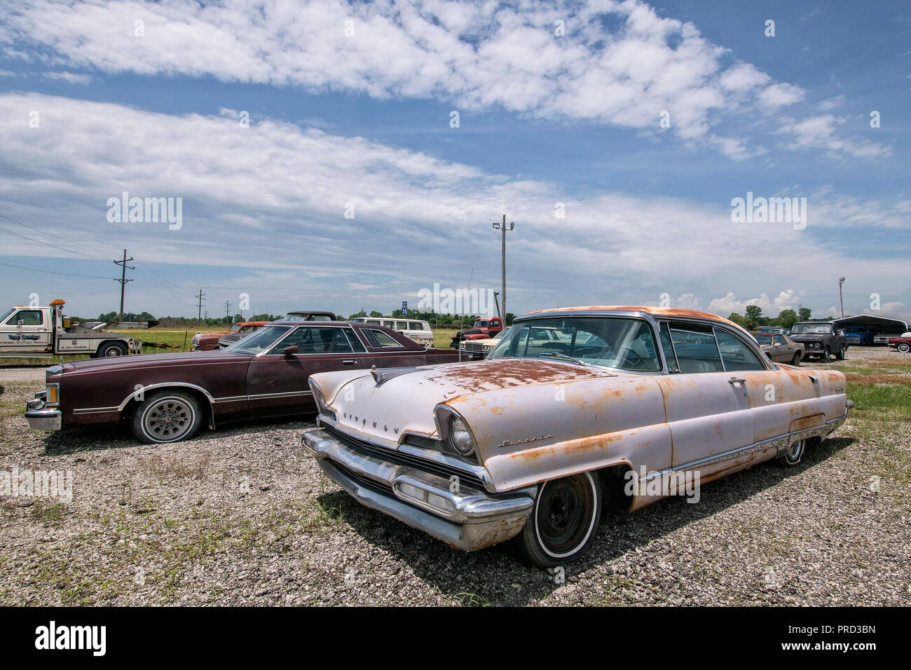Classic Lincoln Im Country Classic Cars Gmbh Autohaus Auf Der
