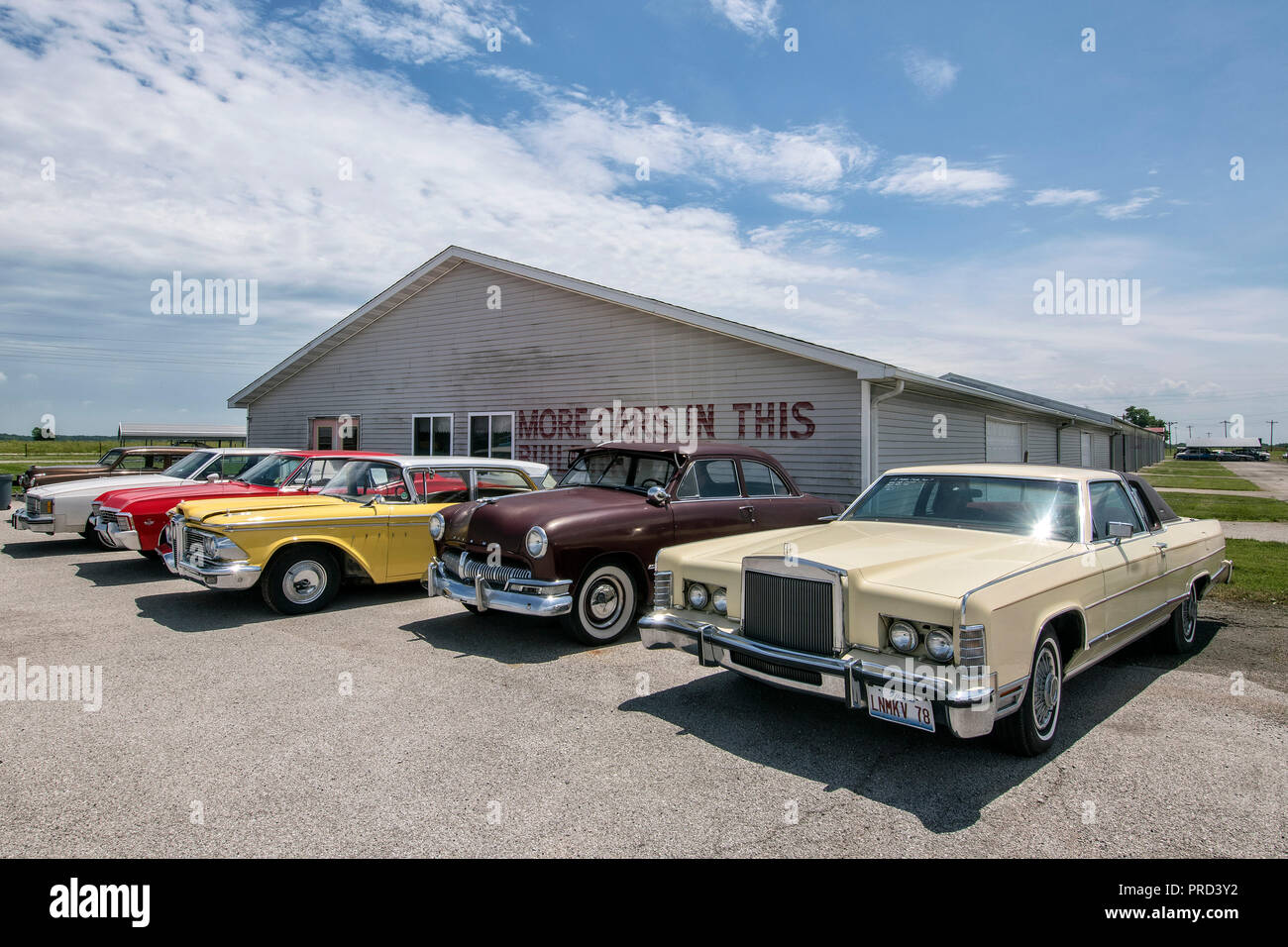 Classic Cars Im Country Classic Cars Gmbh Autohaus Auf Der Route