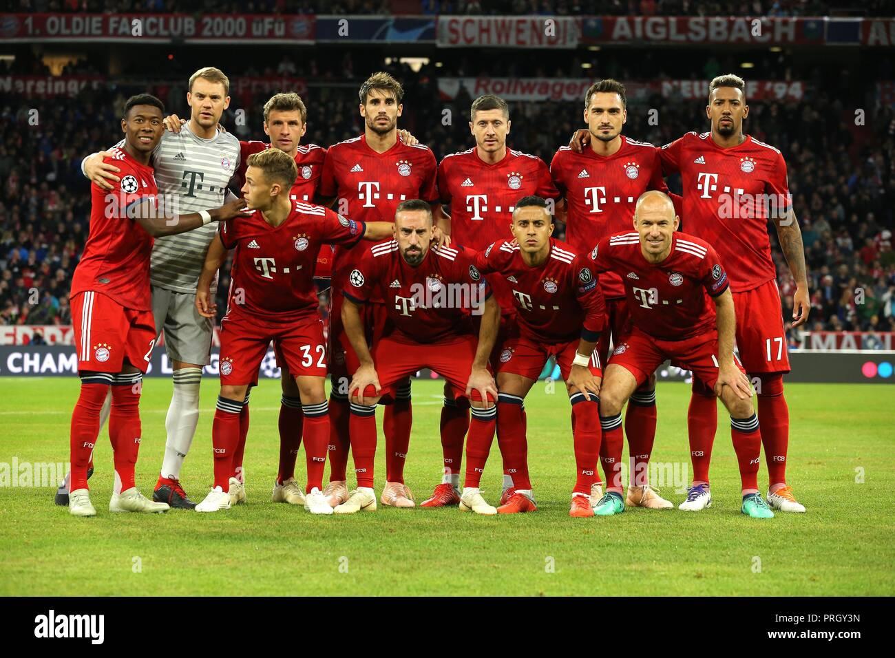 FC Bayern München Saison 2018/2019 Giochi Sport e tempo libero tip ...