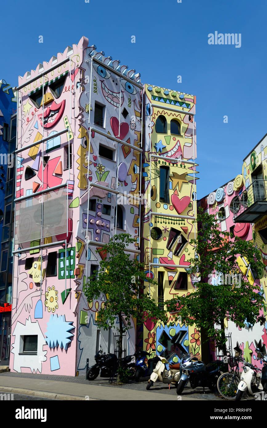Happy Rizzi House Ackerhof Magniviertel Braunschweig