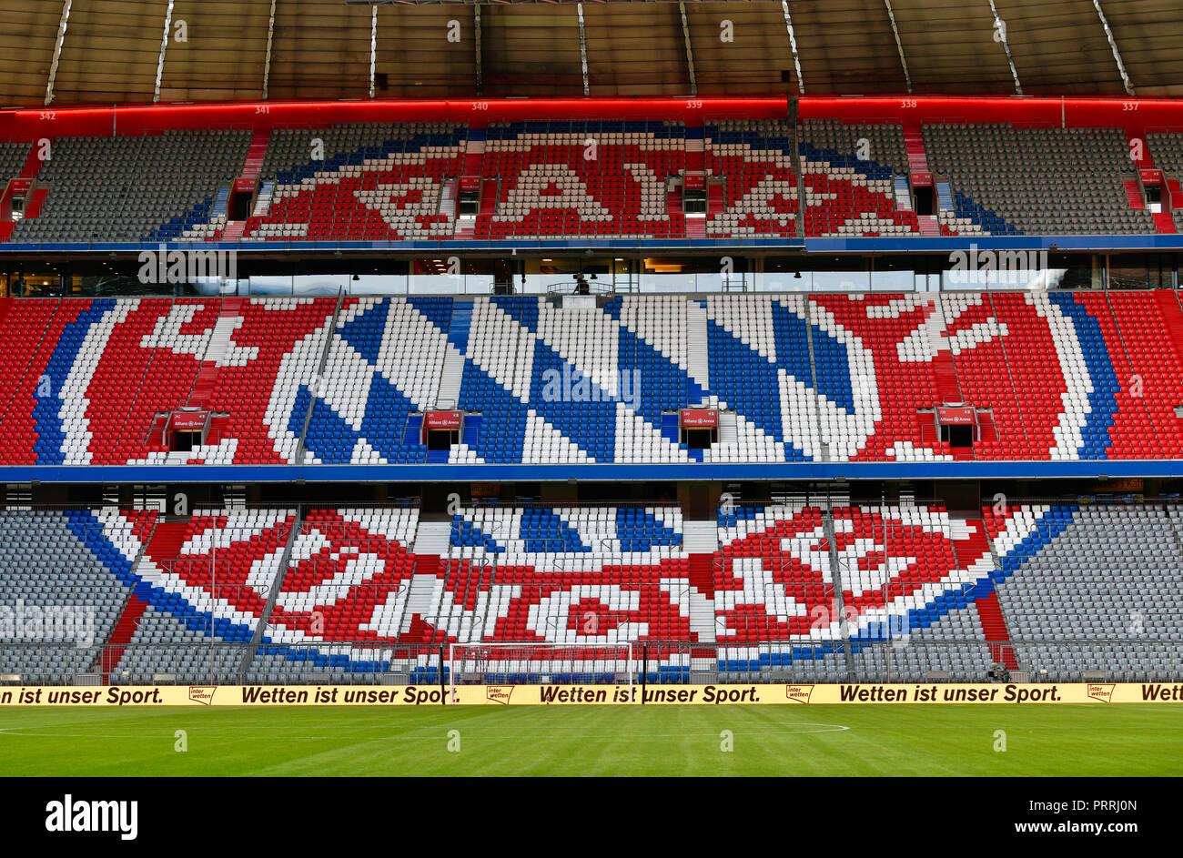 Allianz Arena Neu