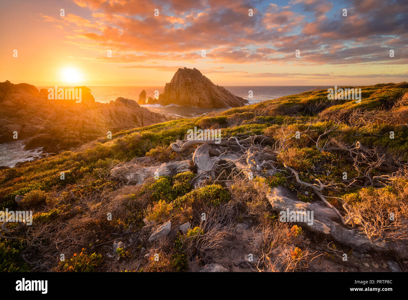 Sugarloaf Rock Stockbild