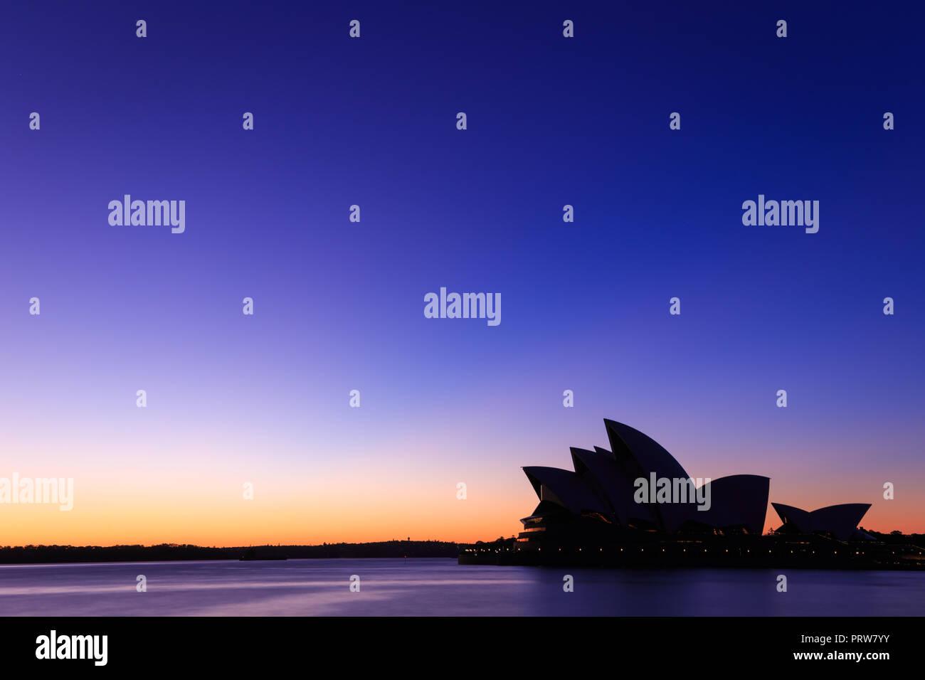 Sydney Opera House Stockbild