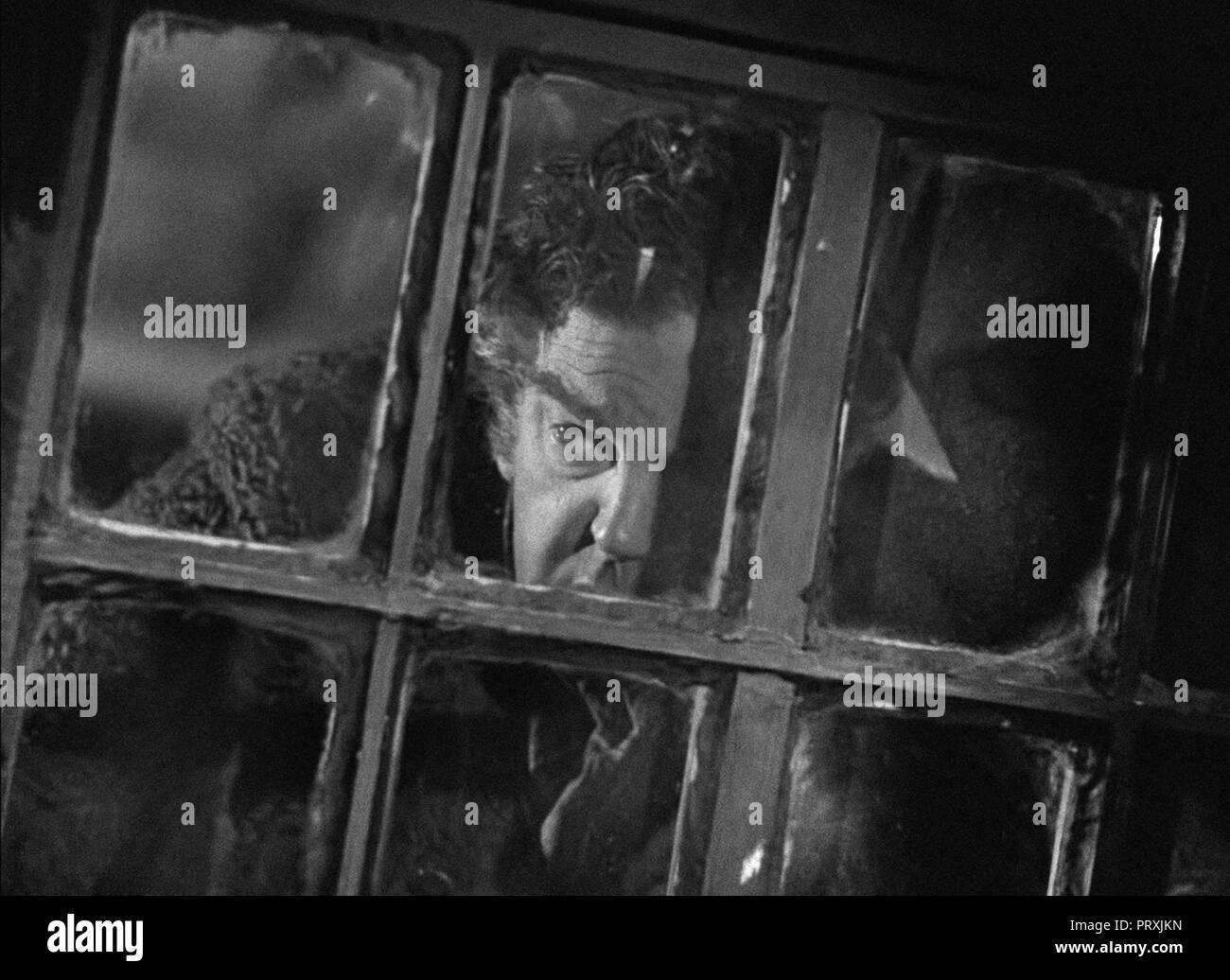 Prod DB © mayflower Bilder/DR L'AUBERGE DE LA JAMAIQUE/LA TAVERNE DE LA JAMAIQUE JAMAICA INN de Alfred Hitchcock 1939 GB Leslie Banken. d'après l Stockbild